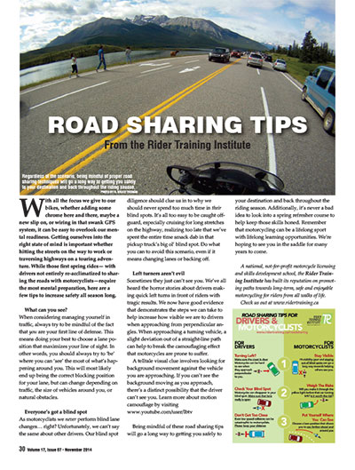 Inside Motorcycles - November 2014