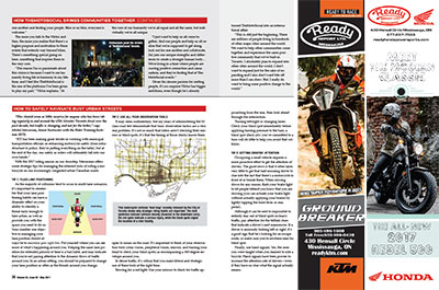 Inside Motorcycles - April 2017